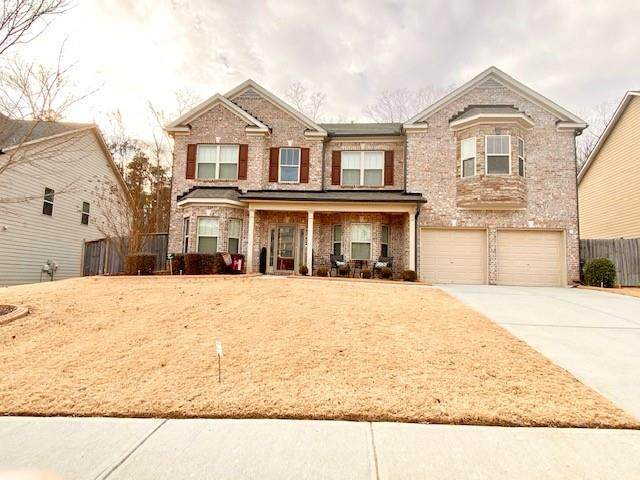 3375 Palmer Lake Point, Douglasville, GA 30135 (MLS #6840145) :: KELLY+CO