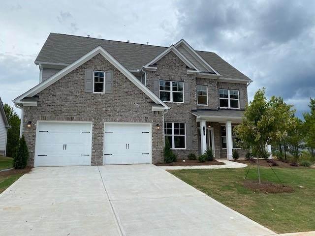 102 Crestbrook Way #151, Dallas, GA 30157 (MLS #6840227) :: Path & Post Real Estate