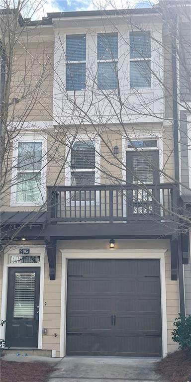 2195 Old Georgian Terrace NW, Atlanta, GA 30318 (MLS #6840636) :: RE/MAX Prestige
