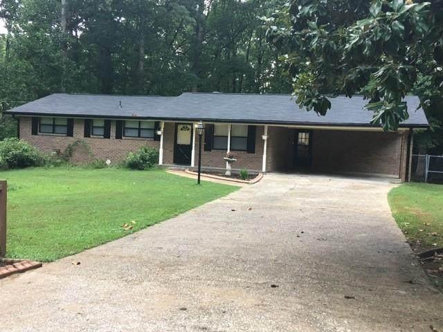 6207 Moss Drive, Douglasville, GA 30135 (MLS #6840760) :: Kennesaw Life Real Estate