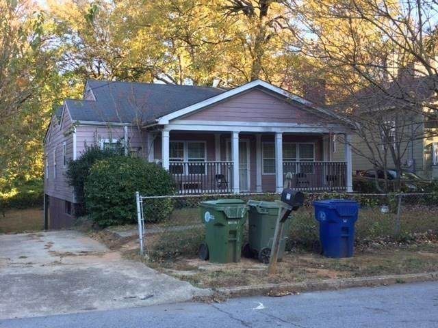 222 Laurel Avenue SW, Atlanta, GA 30314 (MLS #6840761) :: Path & Post Real Estate