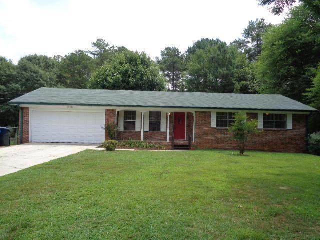 1492 Tanglewood Way NW, Conyers, GA 30012 (MLS #6841237) :: Good Living Real Estate