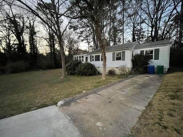 1738 Duke Road, Brookhaven, GA 30341 (MLS #6841998) :: RE/MAX Prestige