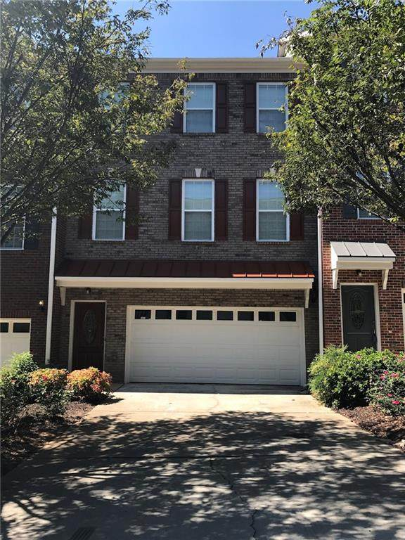 2853 Brandl Cove Court #1, Marietta, GA 30067 (MLS #6842332) :: North Atlanta Home Team