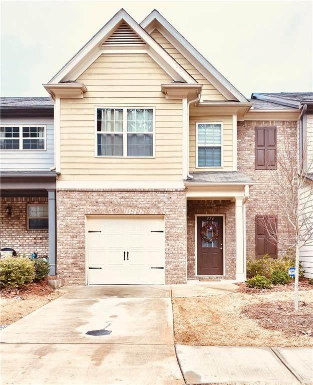 376 Franklin Lane, Acworth, GA 30102 (MLS #6842447) :: North Atlanta Home Team