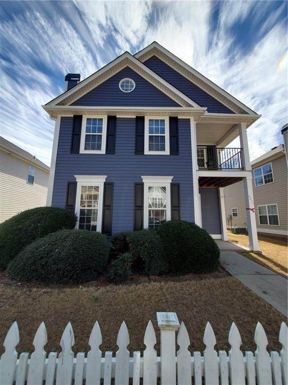 4613 Liberty Square Drive, Acworth, GA 30101 (MLS #6842460) :: Tonda Booker Real Estate Sales