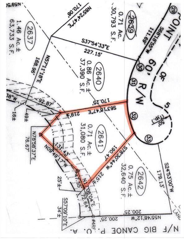 2641 Sconti Point, Big Canoe, GA 30143 (MLS #6842577) :: 515 Life Real Estate Company