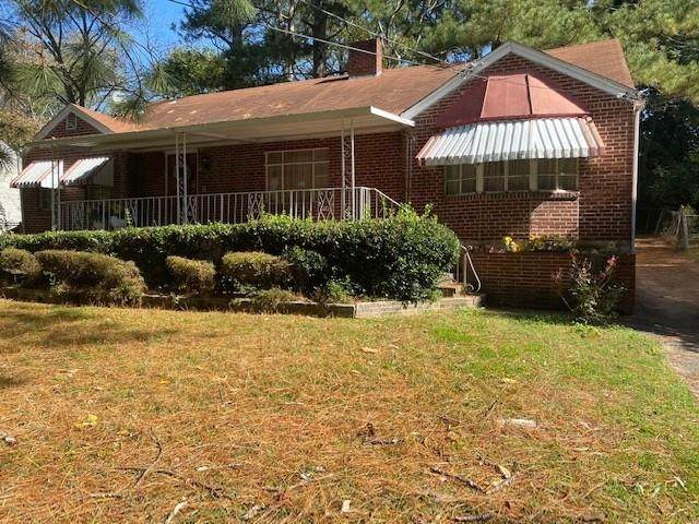 1705 Ezra Church Drive NW, Atlanta, GA 30314 (MLS #6842653) :: Tonda Booker Real Estate Sales