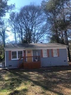 3706 Bolfair Drive NW, Atlanta, GA 30331 (MLS #6842801) :: North Atlanta Home Team