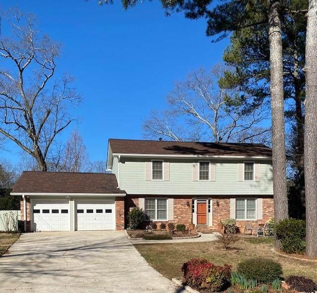 3180 Galangale Way, Atlanta, GA 30340 (MLS #6842888) :: 515 Life Real Estate Company