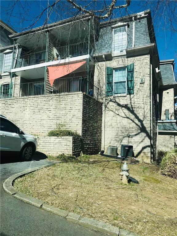 2805 NE Expressway B7, Atlanta, GA 30345 (MLS #6843013) :: Path & Post Real Estate