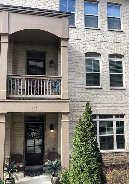 517 Leighton Woods Court #11, Smyrna, GA 30080 (MLS #6843062) :: North Atlanta Home Team