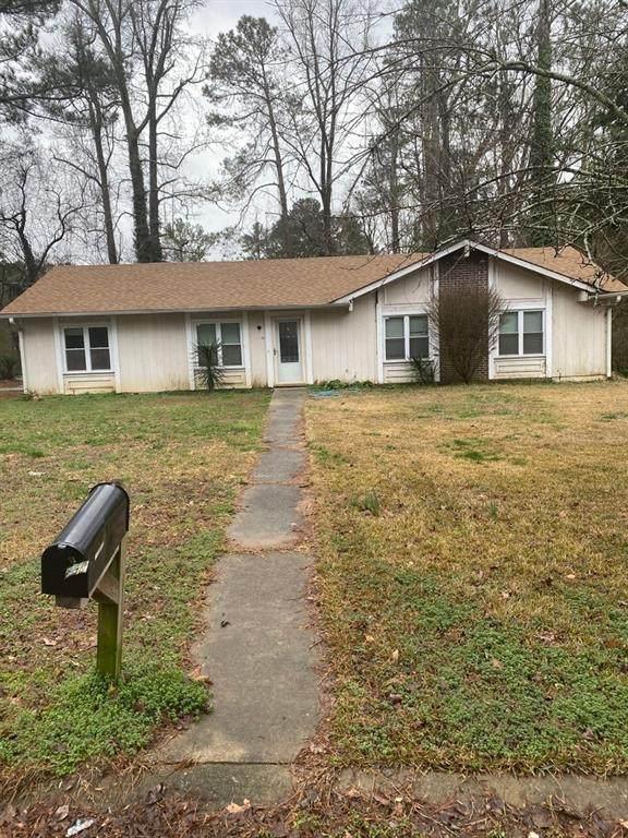 6875 E Timbers East Drive E, Lithonia, GA 30058 (MLS #6843310) :: 515 Life Real Estate Company