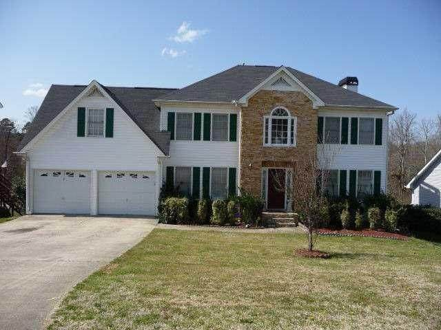 70 Saddle Brooke Drive, Dallas, GA 30132 (MLS #6843608) :: North Atlanta Home Team