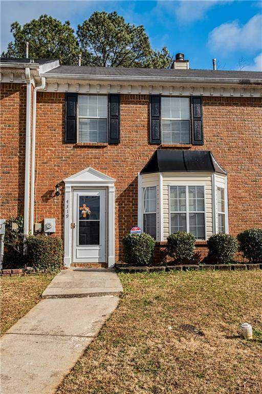 4319 Village Square Lane, Stone Mountain, GA 30083 (MLS #6843650) :: North Atlanta Home Team