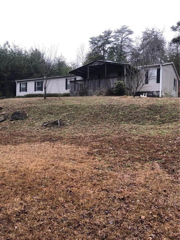 16 Shenandoah Drive, Dahlonega, GA 30533 (MLS #6843659) :: The Butler/Swayne Team