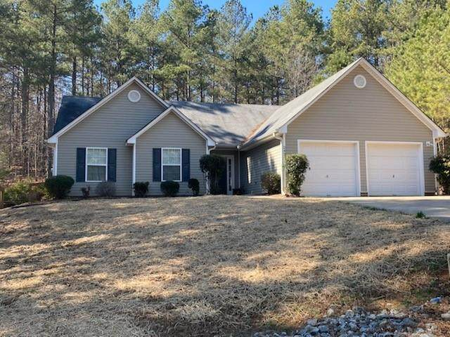 243 Pine Tree Drive, Dawsonville, GA 30534 (MLS #6843785) :: North Atlanta Home Team