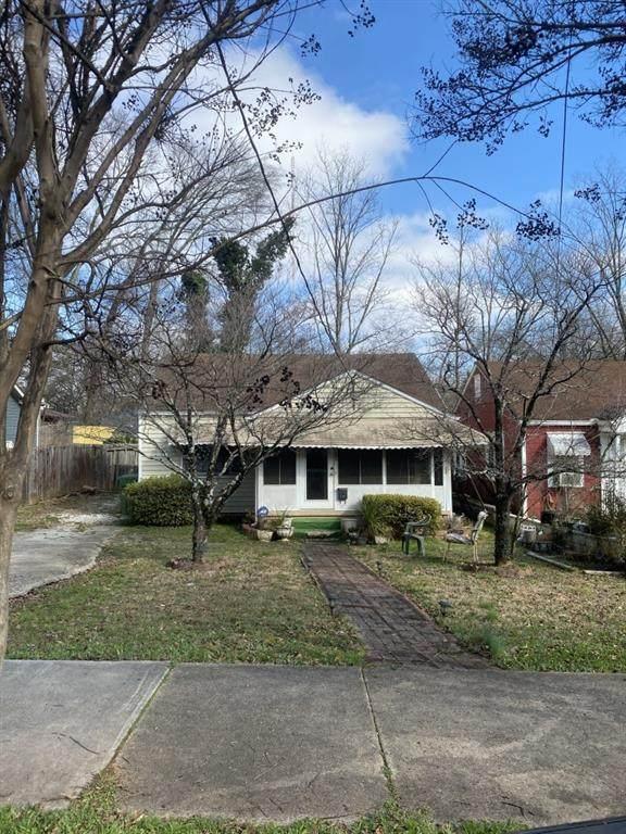 205 Whitefoord Avenue NE, Atlanta, GA 30307 (MLS #6843834) :: North Atlanta Home Team