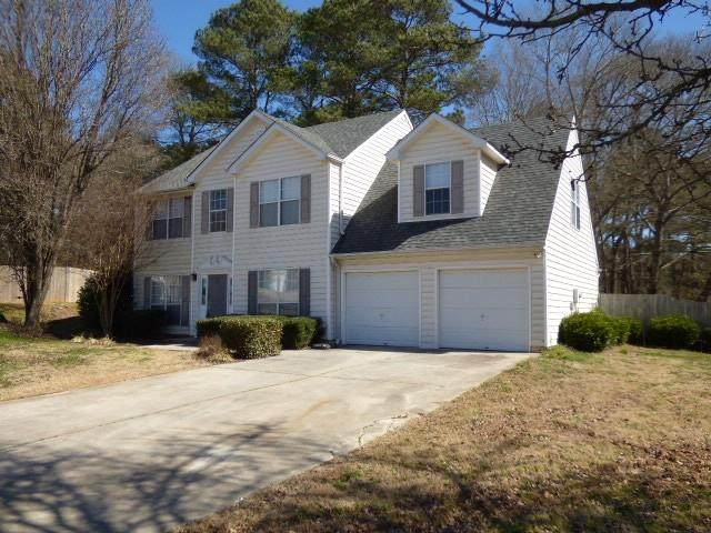 1025 Big Haynes Drive, Grayson, GA 30017 (MLS #6844118) :: North Atlanta Home Team