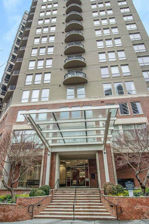 2626 Peachtree Road NW #1606, Atlanta, GA 30305 (MLS #6844171) :: The Cowan Connection Team