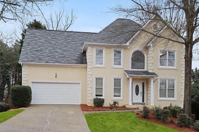 600 Oak Landing Drive, Johns Creek, GA 30022 (MLS #6844286) :: Lucido Global