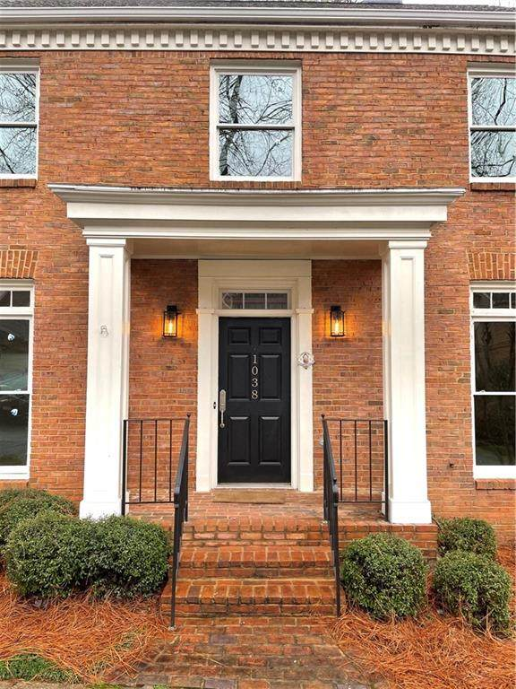 1038 Huntcliff, Sandy Springs, GA 30350 (MLS #6844294) :: Oliver & Associates Realty