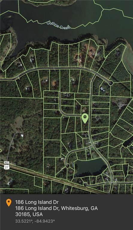 186 Long Island Drive, Whitesburg, GA 30185 (MLS #6844547) :: North Atlanta Home Team
