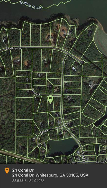 24 Coral Drive, Whitesburg, GA 30185 (MLS #6844560) :: The Butler/Swayne Team