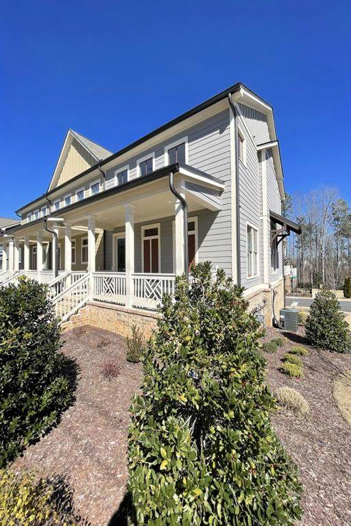 12591 Arnold Mill Road, Milton, GA 30004 (MLS #6844585) :: The Gurley Team
