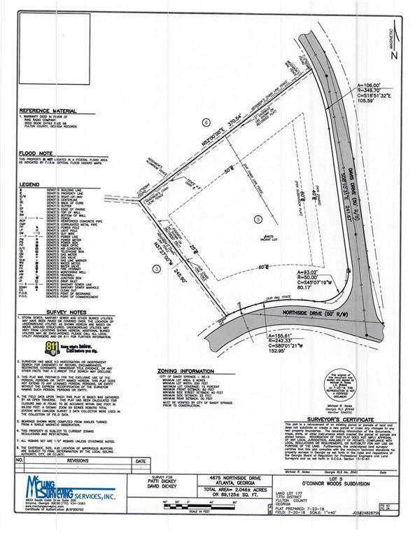 4675 Northside Drive, Sandy Springs, GA 30327 (MLS #6845888) :: AlpharettaZen Expert Home Advisors