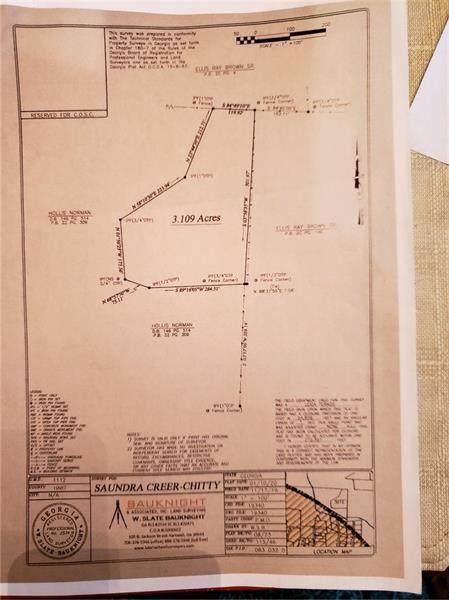 0 Rome Street, Hartwell, GA 30643 (MLS #6845964) :: City Lights Team | Compass