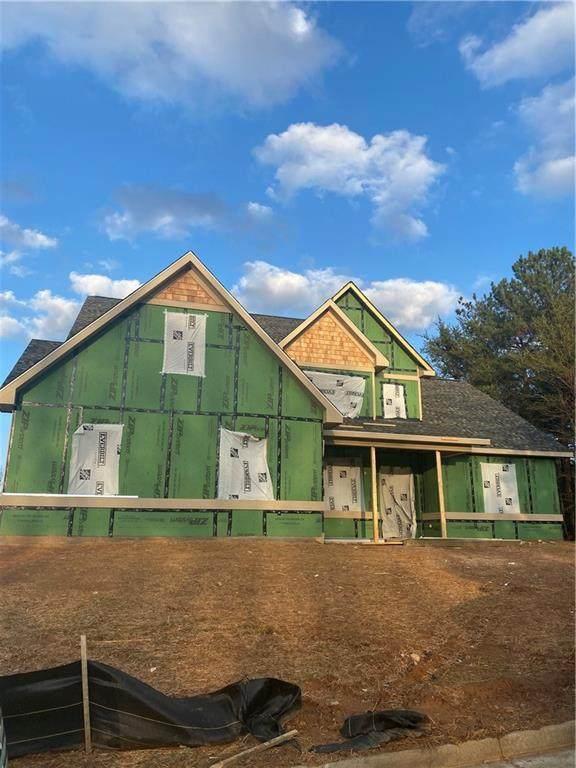 43 Stoneridge Court, Dawsonville, GA 30534 (MLS #6846078) :: North Atlanta Home Team