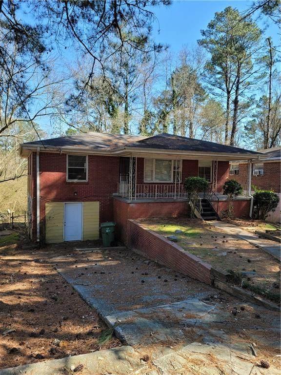 823 Fairburn Road NW, Atlanta, GA 30331 (MLS #6846304) :: North Atlanta Home Team