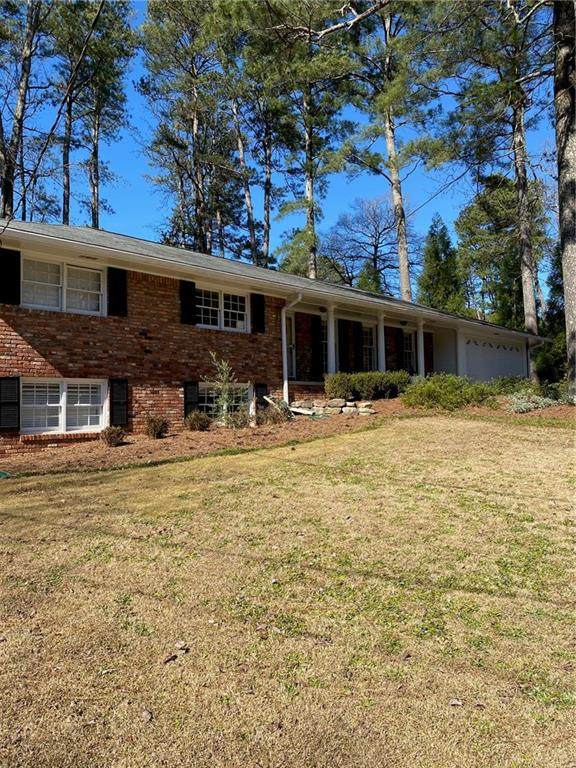 3084 Mccully Drive NE, Atlanta, GA 30345 (MLS #6846400) :: Thomas Ramon Realty