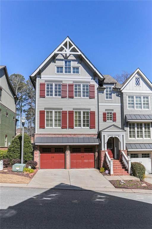 142 Staddlebridge Avenue, Canton, GA 30114 (MLS #6846624) :: Tonda Booker Real Estate Sales