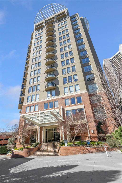 2626 Peachtree Road NW #1804, Atlanta, GA 30305 (MLS #6846830) :: The Cowan Connection Team