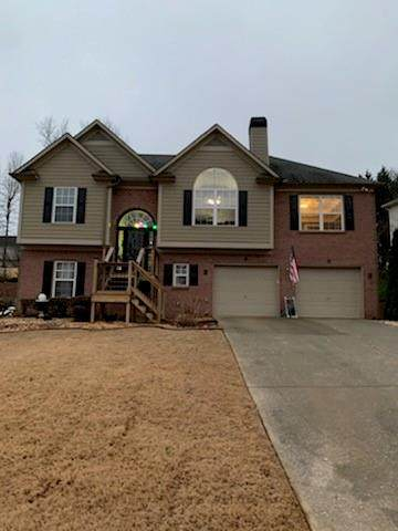 4977 Newpark Lane NW, Acworth, GA 30101 (MLS #6846846) :: Path & Post Real Estate