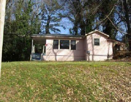 2193 Park Terrace, College Park, GA 30337 (MLS #6846986) :: The Butler/Swayne Team