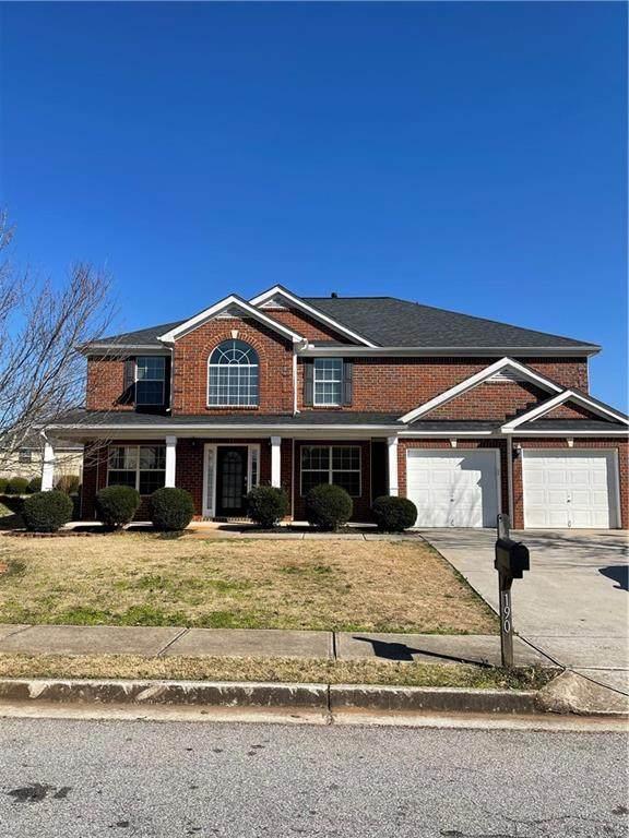 190 Arbor Lake Drive, Covington, GA 30016 (MLS #6847222) :: North Atlanta Home Team