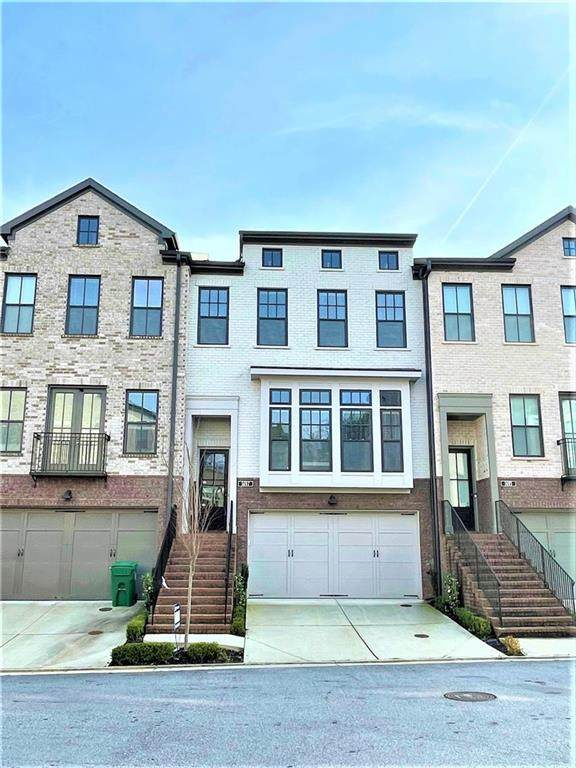 1697 Foxhall Drive, Atlanta, GA 30338 (MLS #6847227) :: The Cowan Connection Team