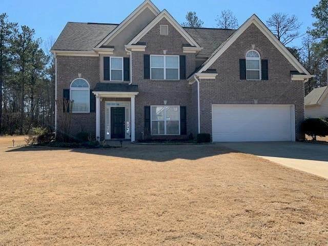 377 Champions Drive, Fairburn, GA 30213 (MLS #6847316) :: Tonda Booker Real Estate Sales