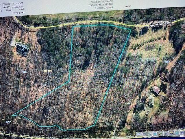 0 Sweetwater, Lula, GA 30554 (MLS #6847530) :: Path & Post Real Estate