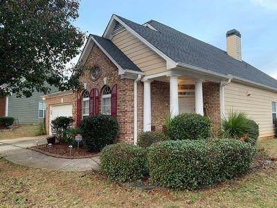 3153 Cleftstone Trail, Lawrenceville, GA 30046 (MLS #6847621) :: Tonda Booker Real Estate Sales