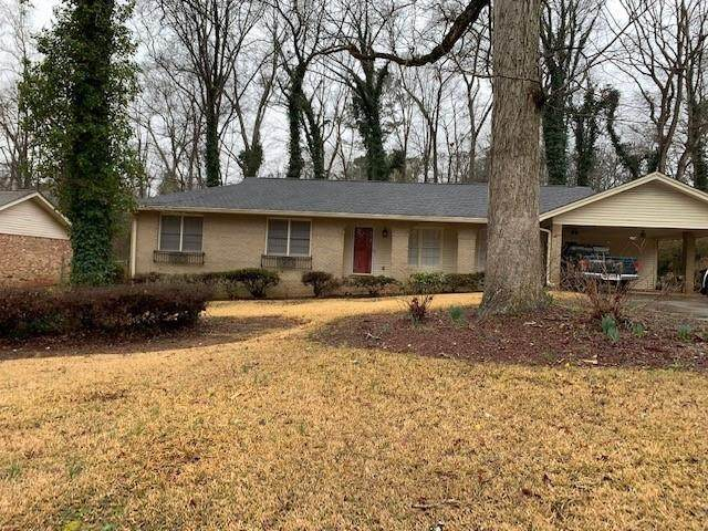 555 Bruce Way, Lilburn, GA 30047 (MLS #6847659) :: Tonda Booker Real Estate Sales