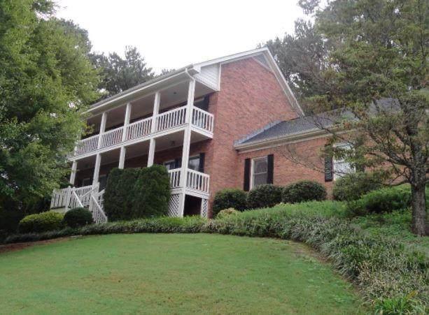 1530 Timberline Trace, Snellville, GA 30078 (MLS #6847730) :: Tonda Booker Real Estate Sales