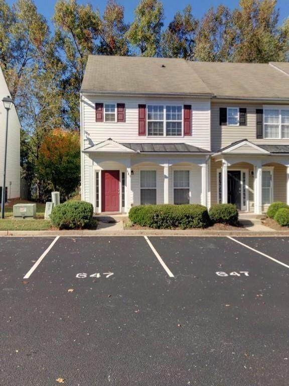 649 Kenridge Drive, Suwanee, GA 30024 (MLS #6847873) :: Rock River Realty