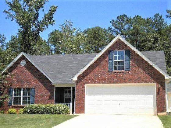 205 Oak Hill Drive, Covington, GA 30016 (MLS #6847911) :: AlpharettaZen Expert Home Advisors