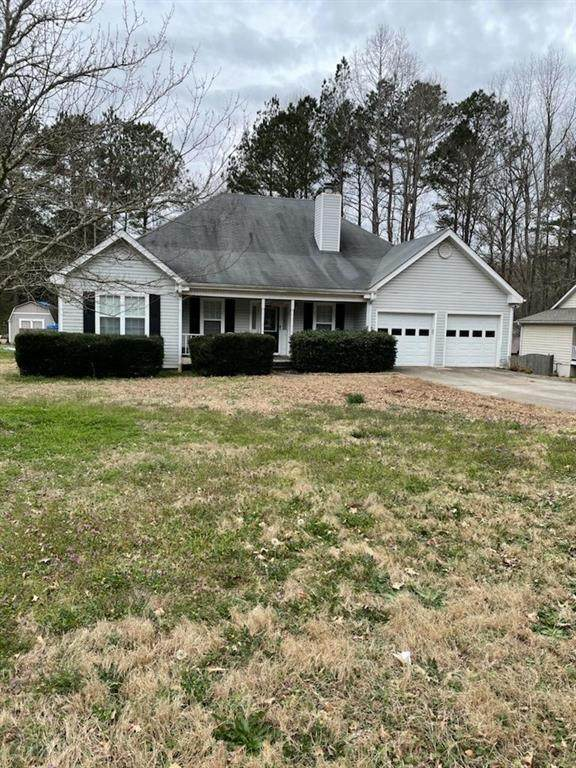2365 Huntington Drive, Loganville, GA 30052 (MLS #6848067) :: Todd Lemoine Team