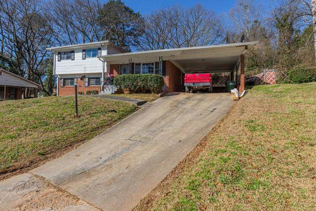 172 NW Kevin Court NW, Atlanta, GA 30311 (MLS #6848093) :: Dillard and Company Realty Group