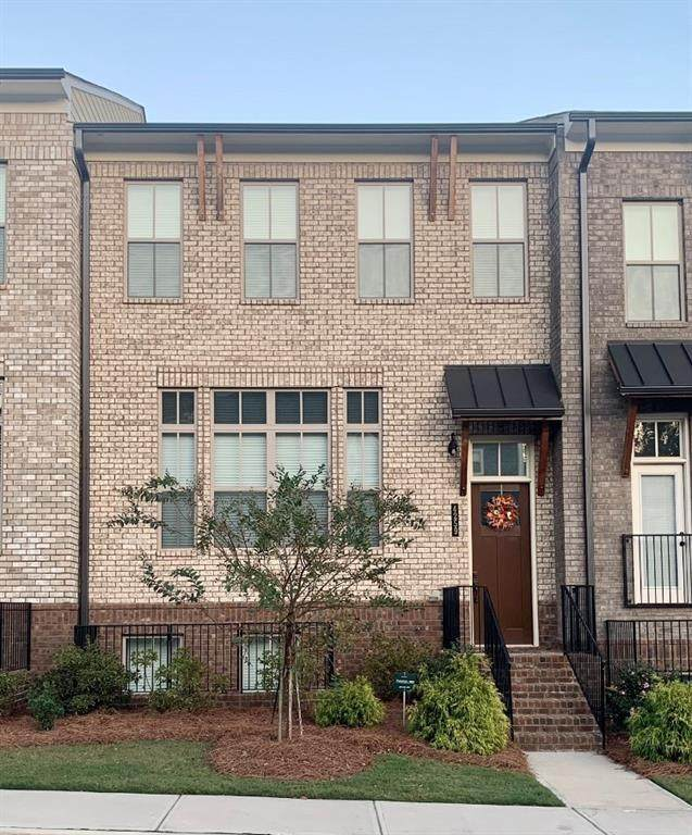 4278 Sand Pine Alley #172, Doraville, GA 30360 (MLS #6848195) :: The Cowan Connection Team